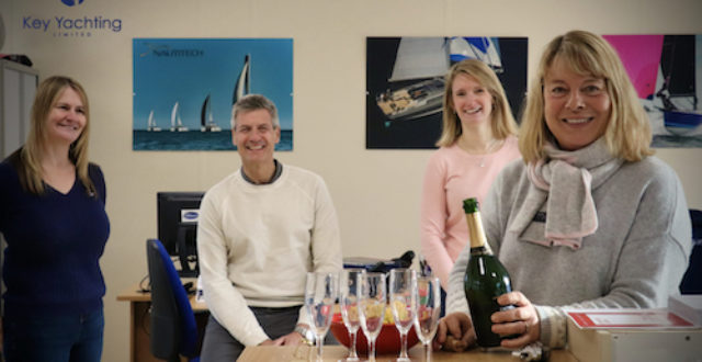 boat sales company Key Yachting under new ownership